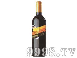 原瓶进口西拉干红葡萄酒2014