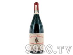 博卡斯特尔雅克-佩兰红葡萄酒1999