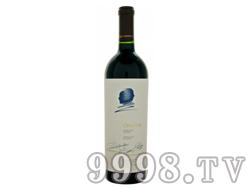 美国作品一号干红葡萄酒1994