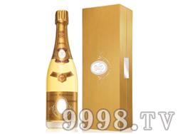 路易王妃水晶香槟2006