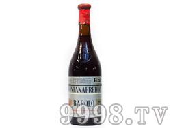 方达娜福达葡萄酒1970