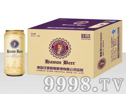 德国汉姆蕾顿啤酒500ML