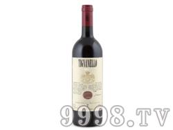 天娜干红葡萄酒2008