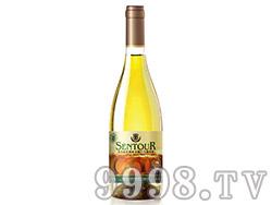 圣图酒堡霞多丽窖藏橡木桶干白葡萄酒-19