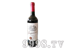 法国路易古奇伯尼王子干红葡萄酒