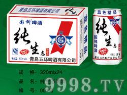 国科纯生啤酒320ml