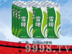 酒立方雪啤500ml