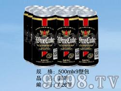 黑啤500ml(塑包)