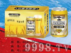 小麦王啤酒320ml(罐装)