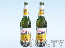 晏河泉嘉槟啤酒500ml、600ml