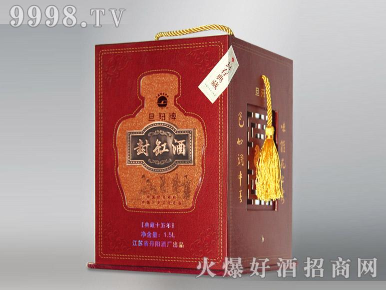 封缸酒1.5L坛装酒盒