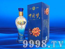 中国梦酒蓝色梦