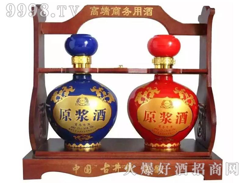 金井福原浆酒商务用酒