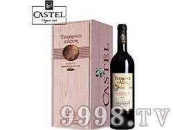 图雅斯波尔多干红葡萄酒