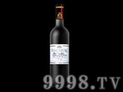威尼斯堡男爵干红葡萄酒2008