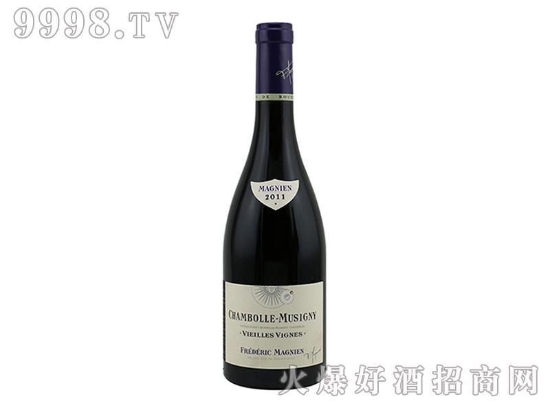 菲德律马尼央香波慕西尼老藤干红葡萄酒