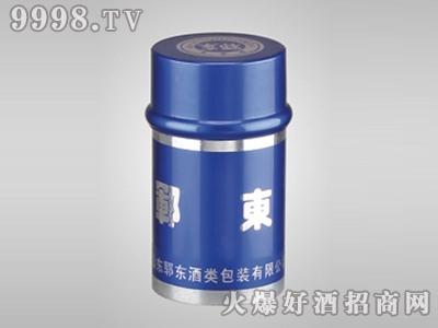 郓东氧化铝瓶盖Y-043深蓝