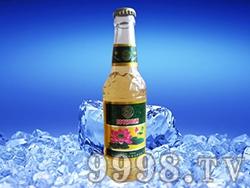 金沙滩荷花啤酒瓶装330ml