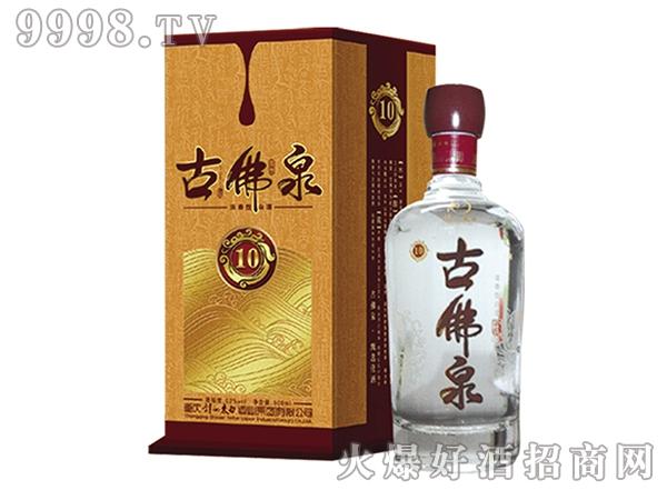 诗仙太白酒古佛泉(黄盒)-白酒招商信息