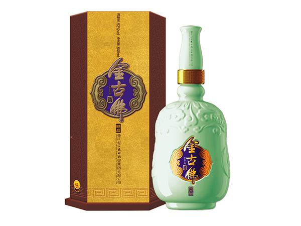 诗仙太白酒金古佛尚品-白酒招商信息