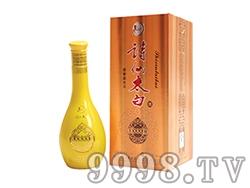 诗仙太白酒天赋(黄瓶)-重庆诗仙太白酒业集团