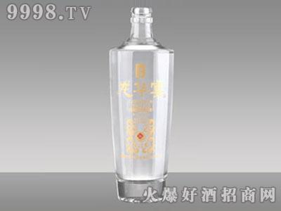 瑞升玻璃酒瓶・龙华宴