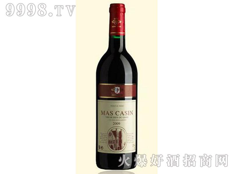 法国拉菲卡森-干红葡萄酒