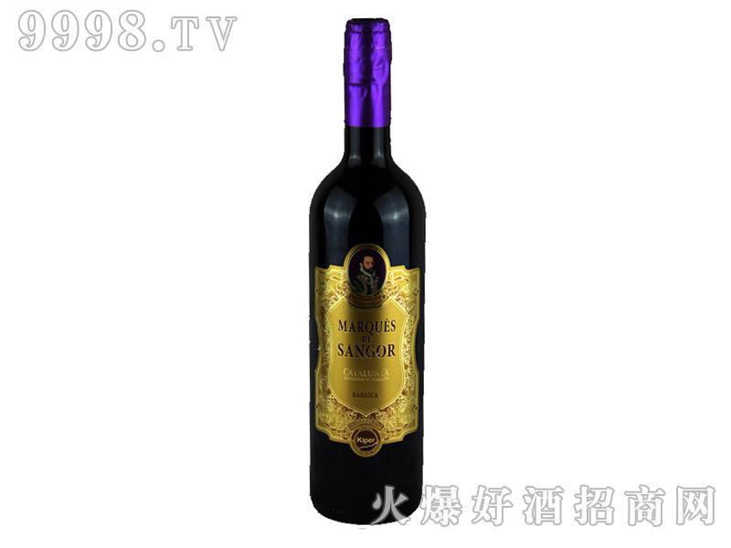 西班牙原瓶进口红酒(金标)