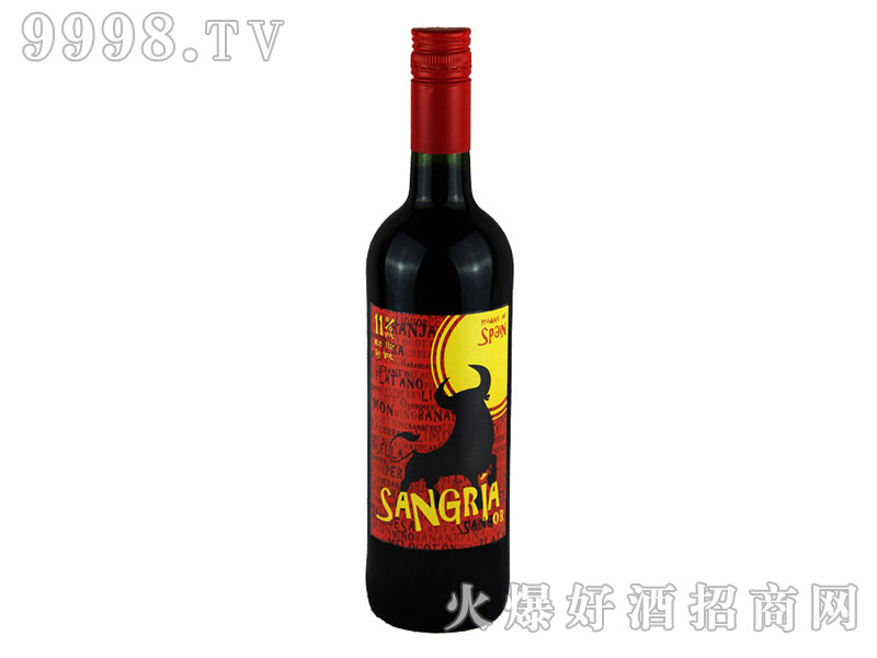 西班牙原瓶进口红酒
