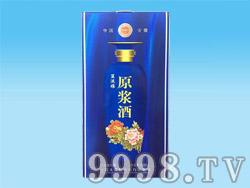 蓝淡雅原浆酒