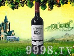 凯瑞斯古堡干红葡萄酒