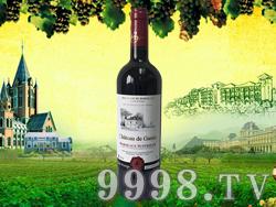 凯瑞斯古堡超级波尔多干红葡萄酒