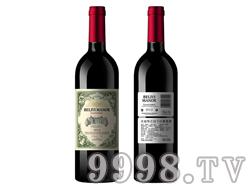 贝丽维庄园干红葡萄酒