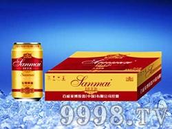 哈尔滨至尊啤酒