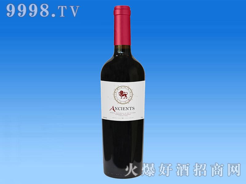 星座传奇狮子座赤霞珠干红葡萄酒