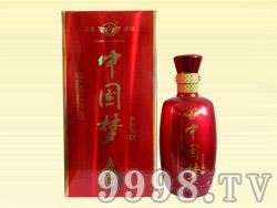 中国梦酒12纸盒