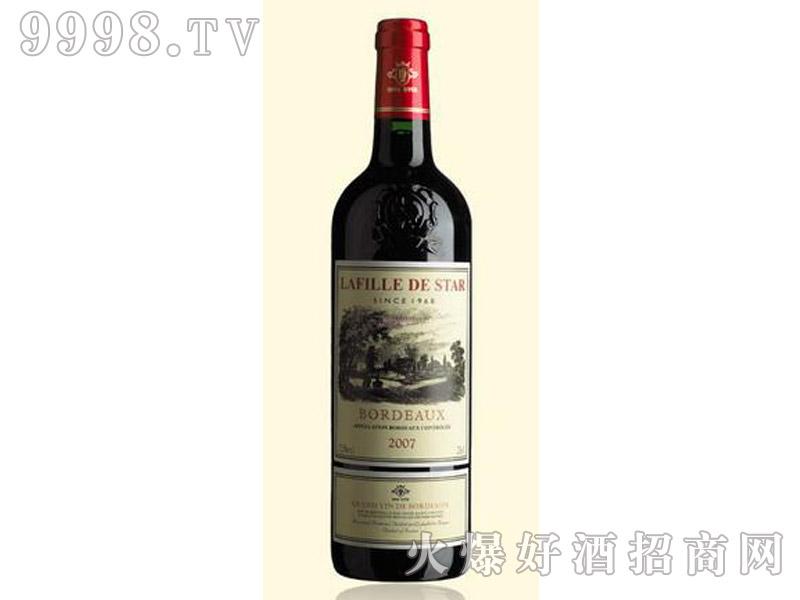 法国拉菲之星-干红葡萄酒