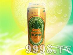 今有原菠萝啤碳酸饮料500ml
