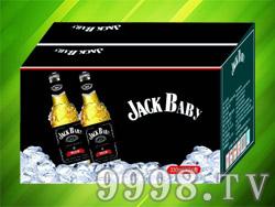 杰克贝比啤酒330ml(箱)