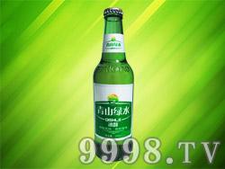 青山绿水啤酒冰醇330ml