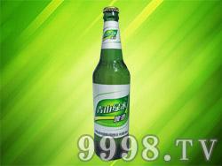 青山绿水啤酒500ml