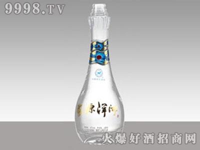 华锋玻璃酒瓶・洋河酒