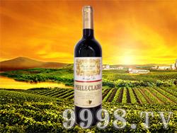 克莱尔干红葡萄酒