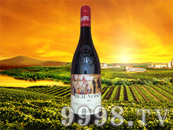 布鲁威城堡干红葡萄酒2013
