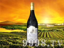 博威城堡干红葡萄酒2014