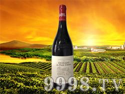 小橡树干红葡萄酒2014