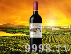 曼喜干红葡萄酒2015