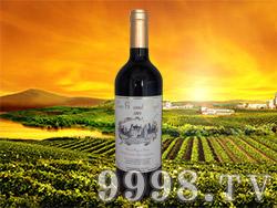 红宝石干红葡萄酒2009