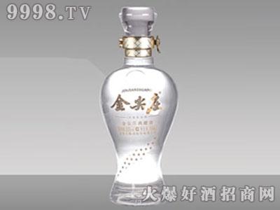 华晶玻璃酒瓶・金尖庄