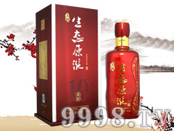 五粮生态原液酒窖龄10